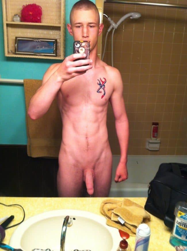 Hot Nude Boy