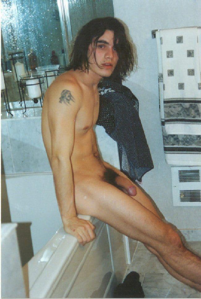 Hot Nude Guy