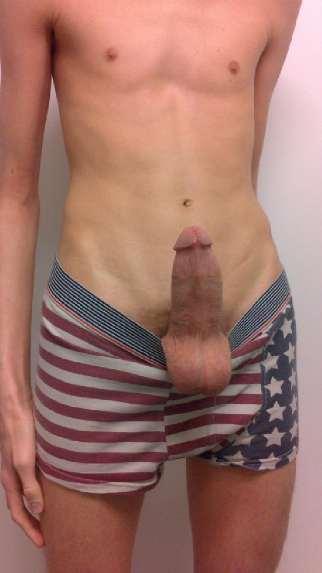 Thick Short Cock 34