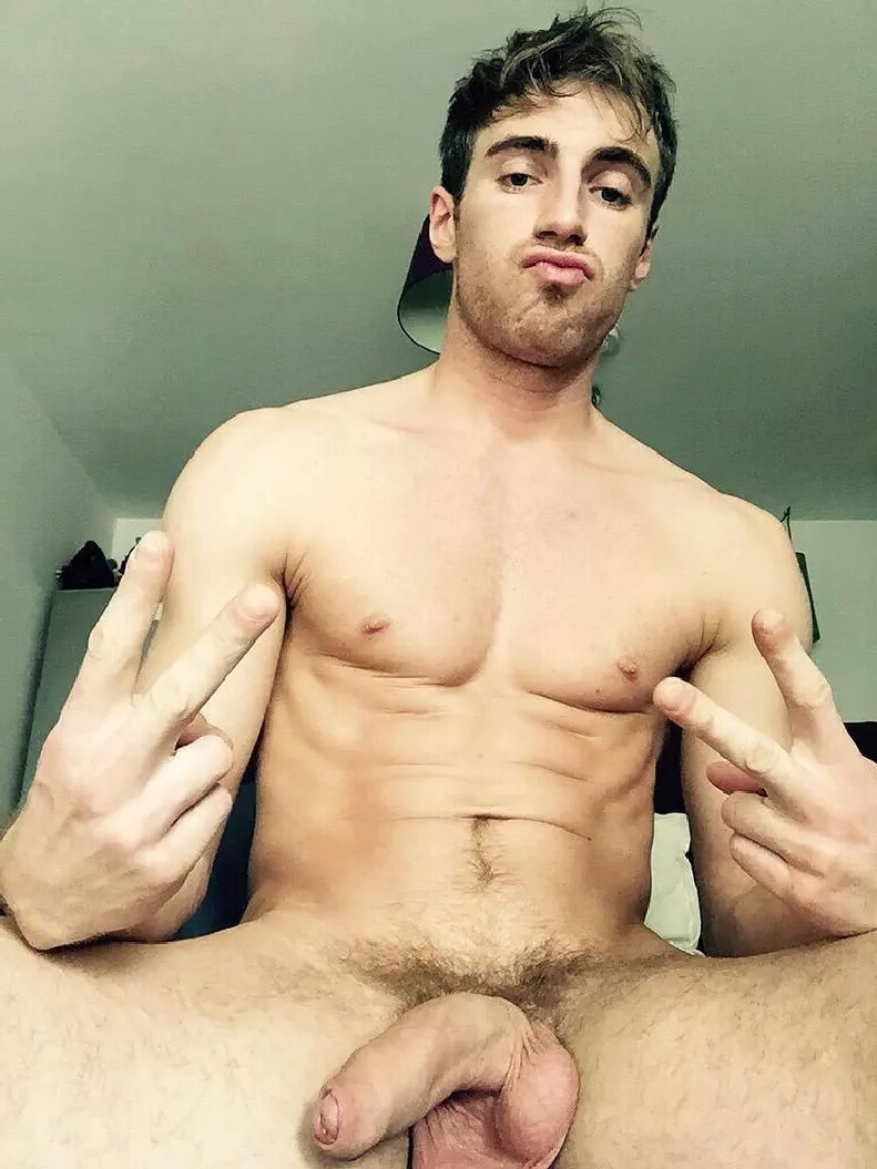 hot nude straight guy