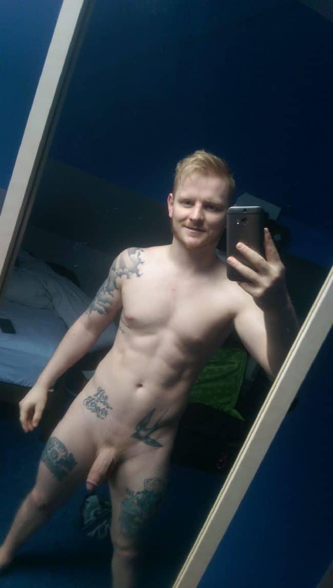 Man Nude