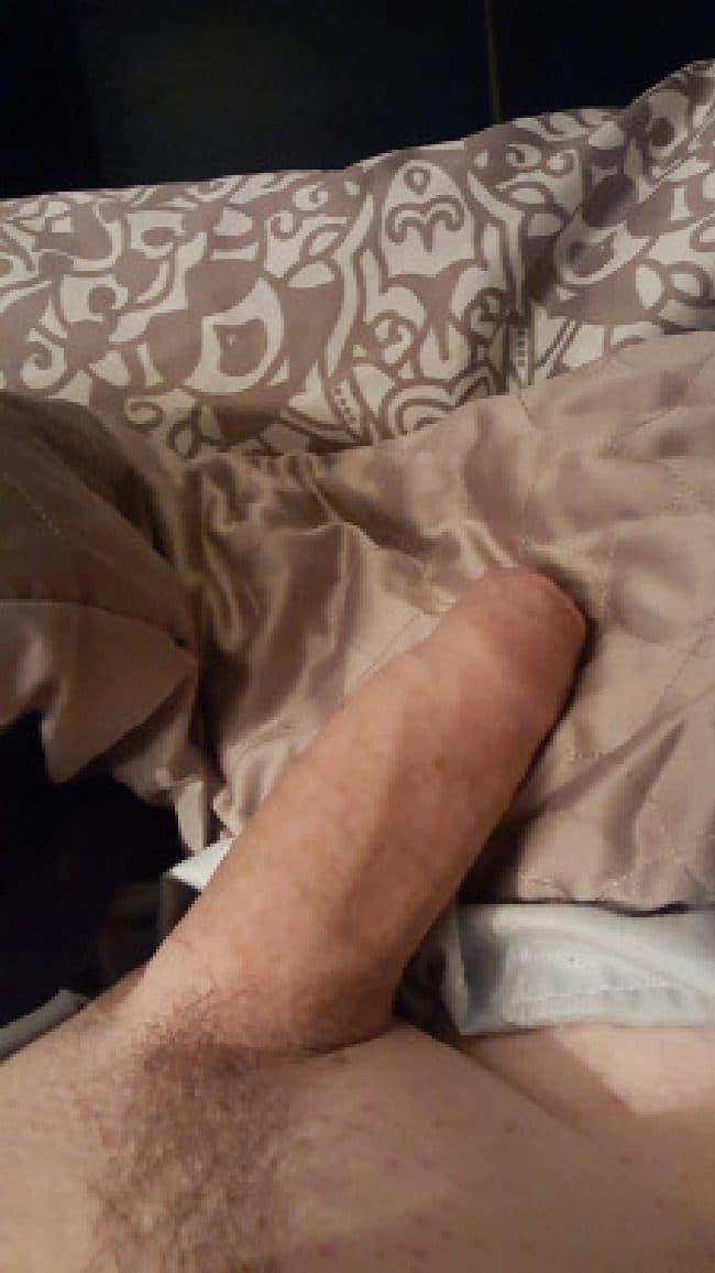 Uncut Penis